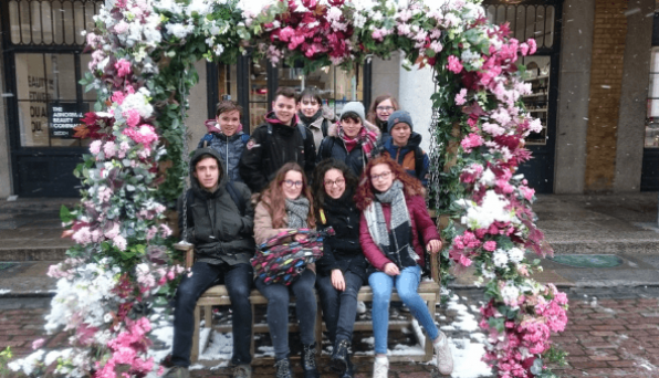 anglais immersion jeunes angleterre winter